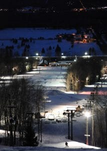 Granite Peak Ski Area Wausau, Wisconsin
