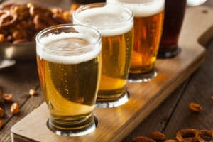 Three Great Breweries near our Bed and Breakfast Inn in Wausau, Wisconsin