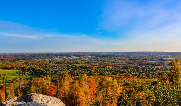 Wisconsin's Best Fall Colors are in Wausau