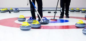 Curling is one of Wausau, Wisconsin's biggest winter pastimes.